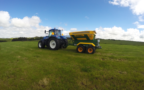 Fert Spreading